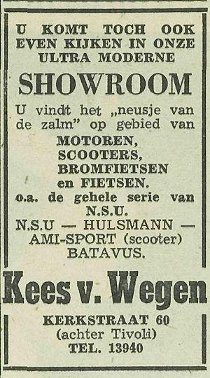 Hulsmann advertenties