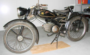 Imme R100 - 1950
